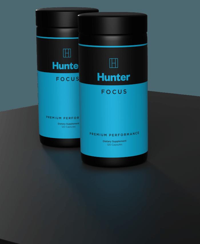Hunter Focus - 2 Months