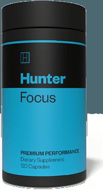 Hunter Focus - 1 Month