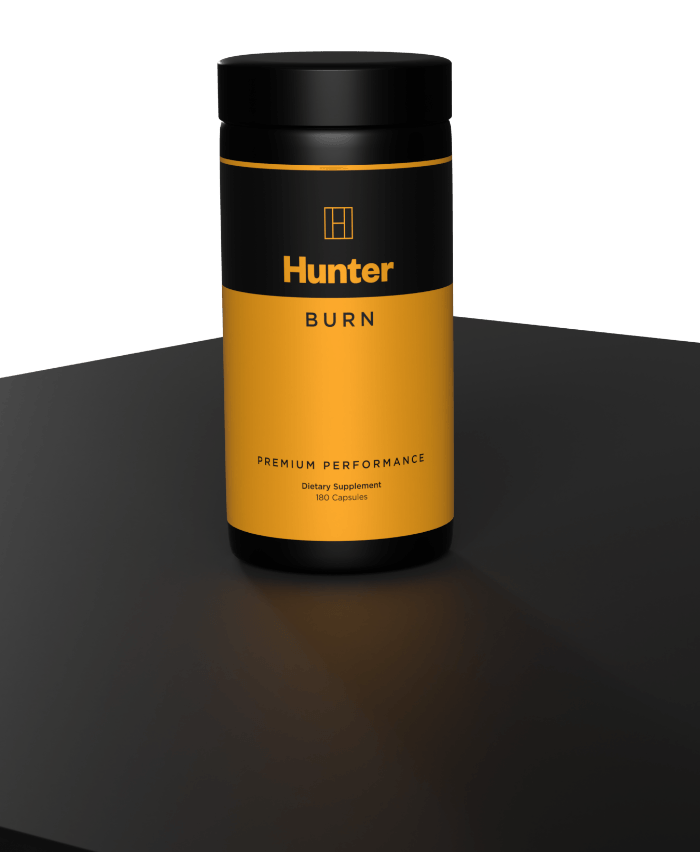 Hunter Burn - 1 Month