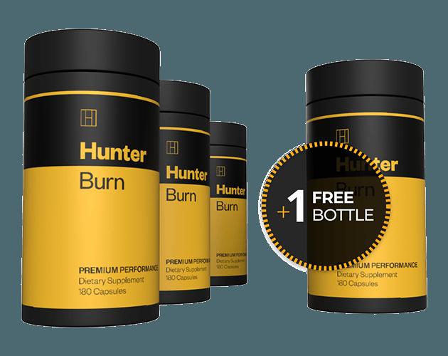 Hunter Burn - Ultimate
