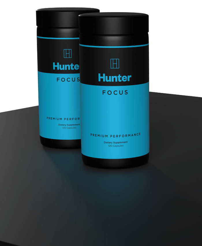 Hunter Focus - 2 Months