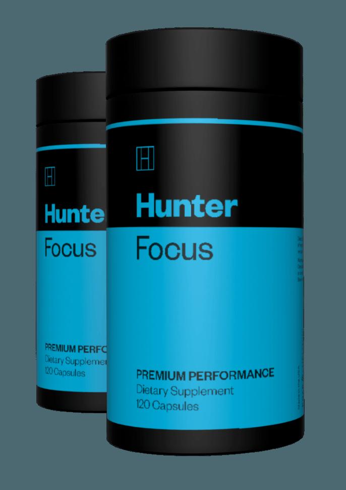 Hunter Focus - Premium Nootropic for Focus | Hunterlife com